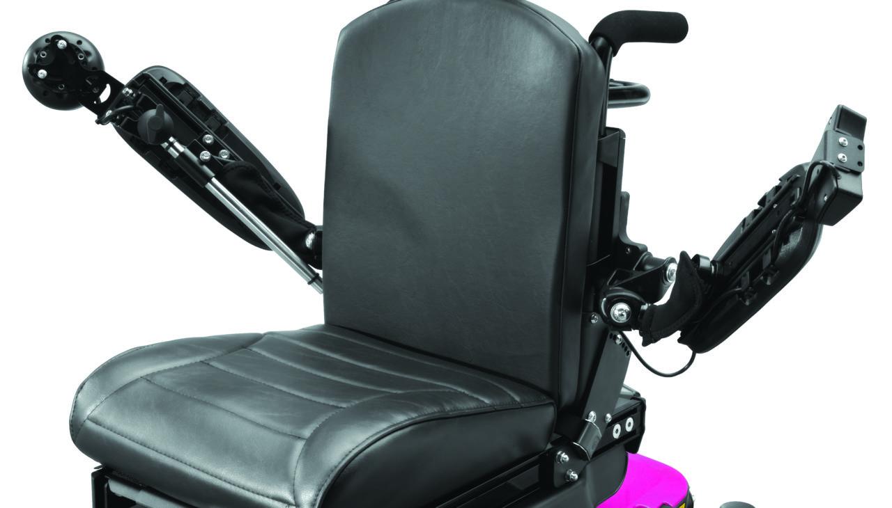 K300 PS Jr. Flip Up Armrest