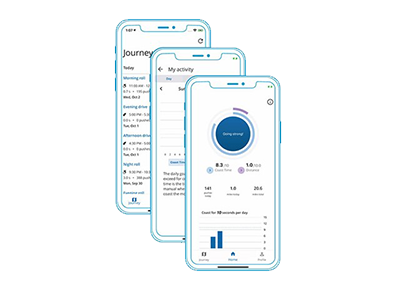 PushTracker App Product Image