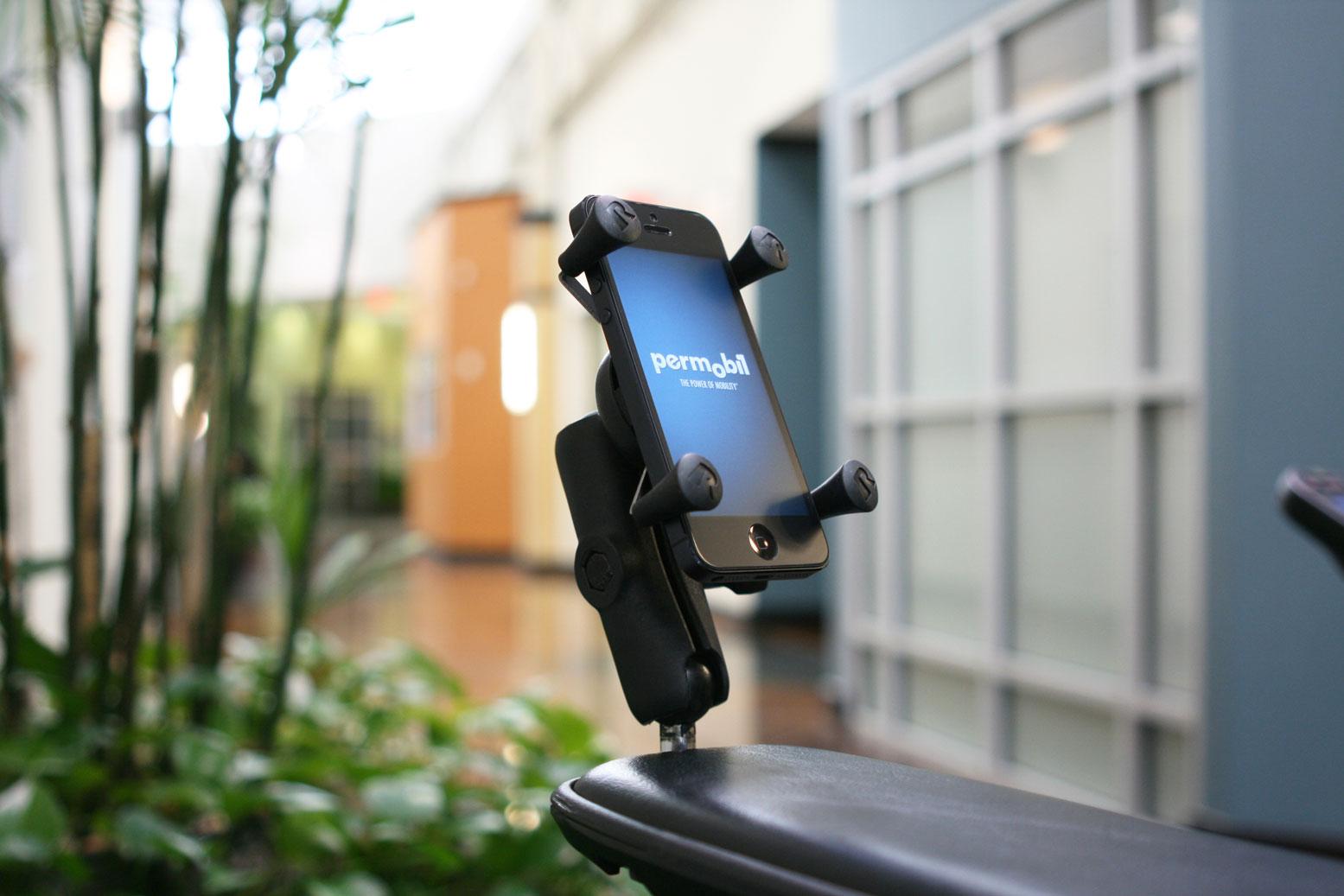 RAM X-Grip Phone Holder Header