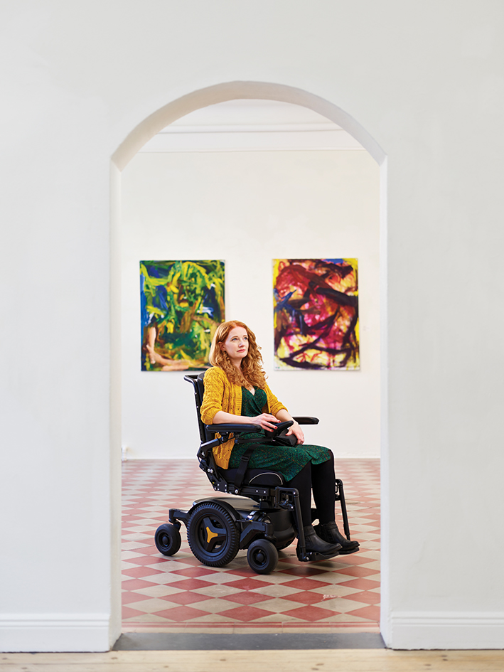 M1 Woman Art Gallery 1